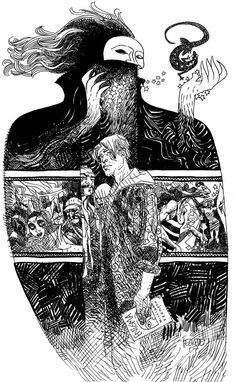 Enigma by Duncan Fegredo.