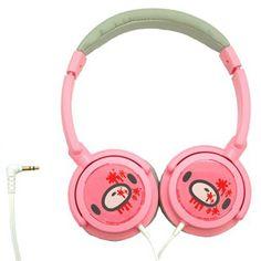 gloomy bear headphones