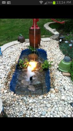 How to convert a bathtub into a fish pond fish ponds for Turn pool into koi pond