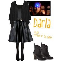 Darla From Asylum Of the Daleks