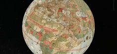 1587-ben készült, most megnézheti a gépén: helyreállították a világ egyik legrégebbi és legnagyobb térképét
