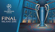 Finale UEFA Champions League 2016
