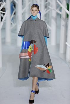 DELPOZO FW15 Collection  PHOTO © PETER STIGTER