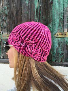 FREE brioche-tuck hat pattern through the 31st. Code: behutsam