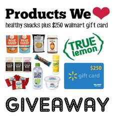 Snacking is the perfect way to satisfy cravings and give you the needed boost to make it through to the next meal. Here are a few of our favorite healthy snack products and ideas + a fabulous giveaway. Enter now: http://bit.ly/1KkmKPz