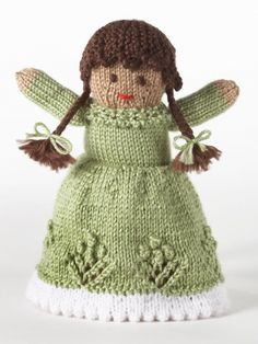 Knitting Pattern Central Amy Doll : FREE KNITTING PATTERNS FOR RUSSIAN DOLLS - VERY SIMPLE ...