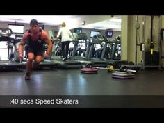 IM FITNESS WEEKLY WORKOUT by Patrick Belanger