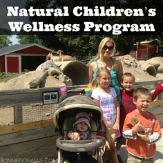 Natural Children's Wellness Program with Shaklee