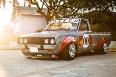 Gallery For > Datsun 620 Jdm