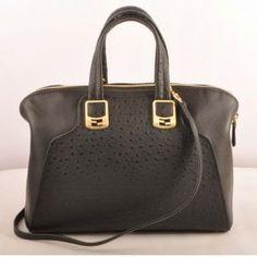 d2ae79af77fd Fendi Chameleon Ostrich Leather Bag HLF5020 Cute Jackets