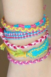 Make a Friendship Bracelet Loom - Kids Activities Blog