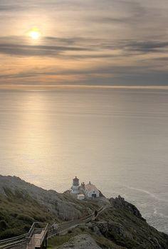Point Reyes lighthouse by ju187, via Flickr