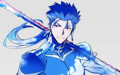 Fate Zero, Manga, Character Art, Character Design, Fate Characters, Fate Stay Night Anime, Fate Servants, Fate Anime Series, Hot Anime Boy