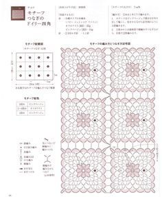 #ClippedOnIssuu from Motif & edging of crochet lace 2010