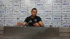 BotafogoDePrimeira: Jair comemora vaga na final, mas avisa: prioridade...