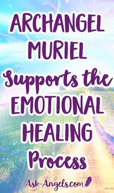 Archangel Muriel Supports the Emotional Healing Process! Learn more about Muriel here! Spiritual Messages, Spiritual Guidance, Spiritual Growth, Spiritual Awakening, Angel Guide, Believe In Miracles, Law Of Attraction Tips, Self Reminder, Emotional Healing
