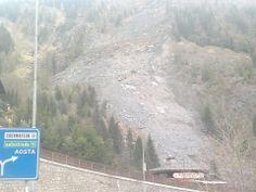 Frana Courmayeur, il punto della situazione sulla montagna più monitorata del mondo [FOTO]
