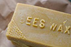 bees wax // FIMBY blog