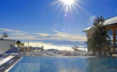 Mountain Resort Feuerberg ... traumhaftes Wellness Hotel auf der Gerlitzen (hoch über dem Ossiacher See)