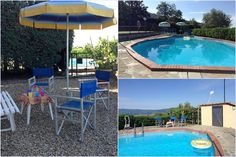 Relaxation time by the pool in #villavalentini #piandisco #holidays