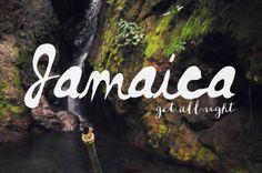 Jamaica #getallright @Jamaica Tourist Board