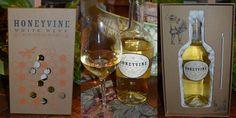 Honeyvine White Wine:  A new bent on making wine