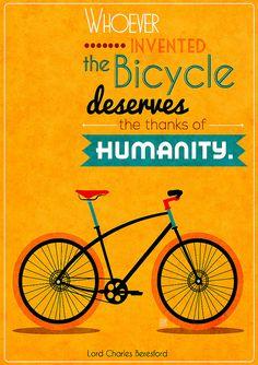 Kuka pyörän keksikään, ansaitsee ihmiskunnan kiitoksen. Eli paroni Karl von Drais. http://crescentsuomi.blogspot.fi/2013/06/kuka-keksi-pyoran.html