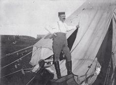 La Historia Trascendida - Fausto García Pérez, capitán de Infantería Rincón del Medik (Marruecos), 1917