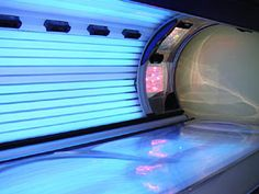 How to Really Use a Lay down Tanning Bed #tantips #tanning #howto