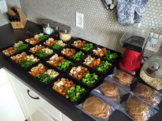 How to meal prep when you are broke. Great tips here.