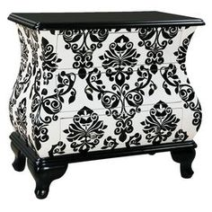 Damask Chest