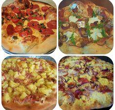 "matfrabunnenfb.blogg.no – ""Restaurant"" - pizza Pepperoni, Baguette, Mozzarella, Pizza, Restaurant, Baking, Food, Pineapple, Bread Making"