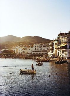 Costa Brava, Spain, by Sharyn Cairns.
