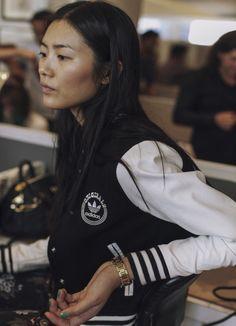 Liu Wen  l  Street Fashion