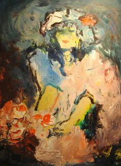 Арон Бух Портрет Марины