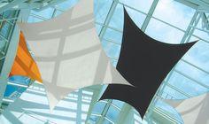 Tenda a vela professionale SAMSONITE Fabric Architecture
