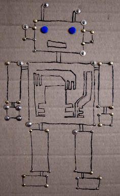 1000 images about robots on pinterest knutselen. Black Bedroom Furniture Sets. Home Design Ideas