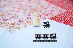 Eisenbahn Lok