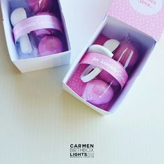 #pink #packaging #birthday #welcome #salerno