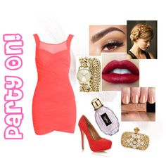 """"""" Party"""" by mandy-roboxox on Polyvore"""