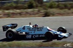1978 Tyrrell 008 - Ford (Patrick Depailler)