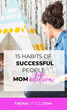 Are you a looking fo Are you a looking for a more organized and productive home as a mom? In this video I'm sharing the habits of successful people for moms with routines and plans. Virtual Jobs, Good Time Management, Habits Of Successful People, School Routines, Work From Home Tips, Parenting Teens, Creative Business, Business Tips, Business Entrepreneur