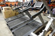 Laufband Technogym Excite - Insolvenz LMT Cybex GmbH - Karner & Dechow - Auktionen Gym Equipment, Fitness, Running Belt, Auction, Workout Equipment, Health Fitness, Exercise Equipment, Training Equipment, Rogue Fitness
