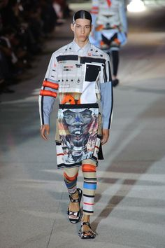 GIVENCHY SS2014 Men's.... Next year's banquet