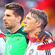 Danke Basti German National Team, Mario Gomez, Bastian Schweinsteiger, Tobias, Thanks, Football Soccer