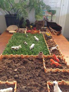 Wedden dat je kindjes dol zullen zijn op hun gepimpte boerderij? #kunstgras…