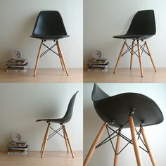 Eams DSW Dining Chair