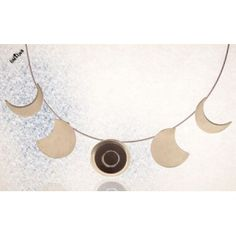 eclipse of the sun, handmade necklace Handmade Necklaces, Silver Necklaces, Handmade Silver, Sun, Jewels, Jewerly, Gemstones, Fine Jewelry, Gem