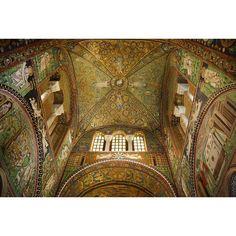 Ravenna, a cidade dos mosaicos - Instagram by carolevier