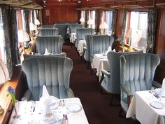 The private Orient Express Train (Europe) by Train Chartering & Private Rail Cars, via Flickr
